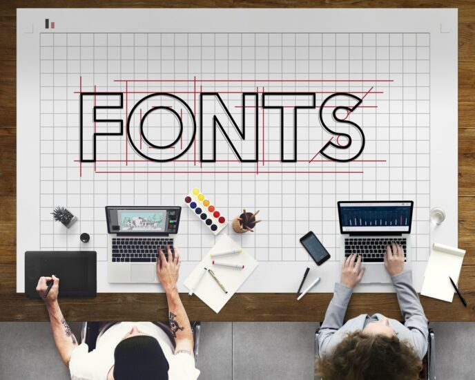 Why Choosing the Right Fonts for Your Design Matters?