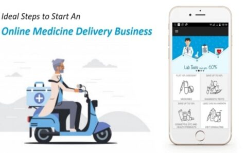 How to Develop A Mobile App For Your Medicine Delivery Business