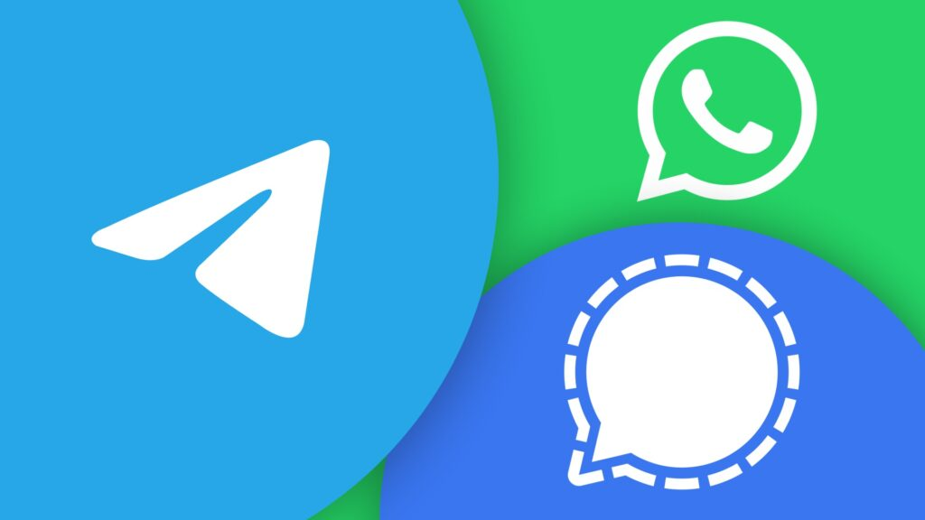 WhatsApp vs. Telegram vs. Signal Debate Has More to it than What Meets the Eye!
