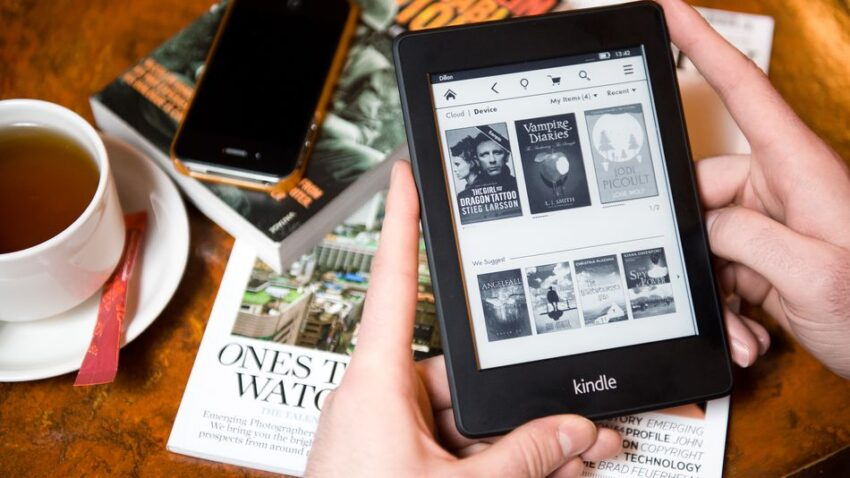 How To Troubleshoot Common Kindle Error