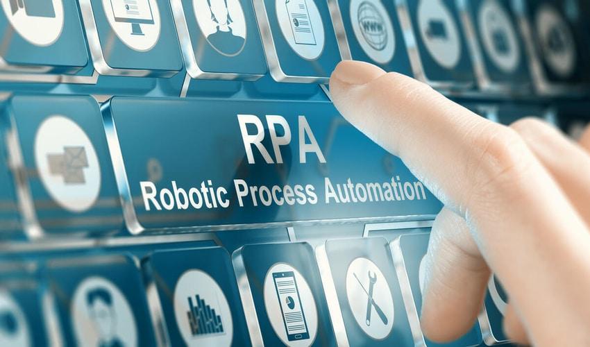 Robotic Process Automation Services: Advantages & Usage